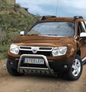 Eu-valoteline alleajosuojalla Dacia Duster 2010-