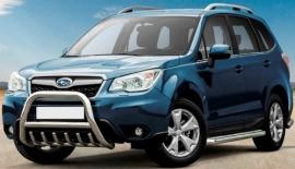 EU-valoteline hampailla Subaru Forester 2013-