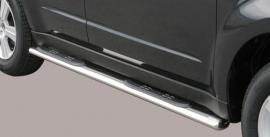 Subaru Forester 2008-2012 ovaali kylkiputket