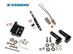 X-vision Genesis 1300 led-kaukovalo 300W