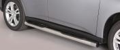 Kylkiputket askelmilla 76mm Outlander 2013- GP/341/IX