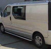 Kattokaiteet Opel Vivaro/Nissan Primastar/Renault Trafic