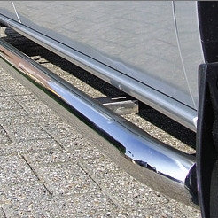Suojaavat kylkiputket Ford Transit  2014-