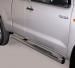 Kylkiputket askelmilla 76mm Toyota Hilux 2011- GP/171/IX