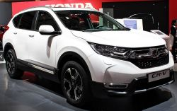 Takapuskurin suoja Honda CR-V 2018-