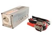 Intelligent invertteri 350W / USB / 12+24V
