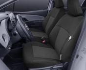 Penkinpäälliset Toyota Yaris 2011-