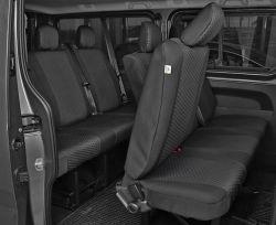 Penkinpäällinen bussi Vivaro 2014- DV3 split
