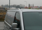 Kattokaiteet RST 42 mm. VW T5