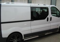 Kattokaiteet Opel Vivaro