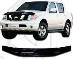 Kivisuoja Nissan Navara D40