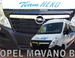 Kivisuoja Opel Movano B 2010-