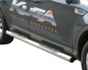 Kylkiputket askelmilla 76mm Ford Kuga 2008- GP/223/IX