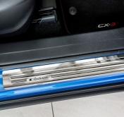 Kynnyslistat Mazda CX-3