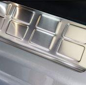 Kynnyslistat Toyota Proace 2016-