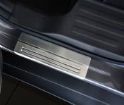 Kynnyslistat Nissan X-Trail 2013-