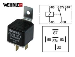 Kytkentärele 12V 20201100