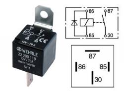 Kytkentärele 12V 22200119