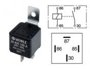 Kytkentärele 24V 20400100