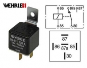 Kytkentärele 24V 20401100