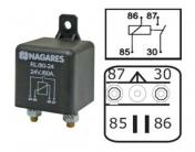Kytkentärele 24V  1100-0510