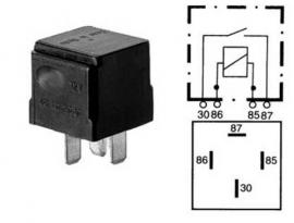 Kytkentärele 6V 1100-0596U