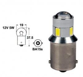 Led poltin 12821 BA15S 2 kpl