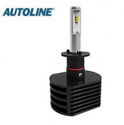 H1 teho LED-polttimo 25W 12V