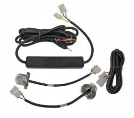LED-umpiovilkkusarja Oranssi 10-30V