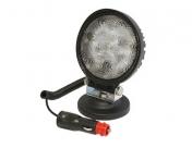 LED-varoitusvilkku 6x3W LED 300536