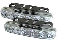 LED-päiväajovalosarja 12V 5 x led