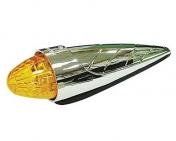 """LED-""""Torpedo"""" äärivalo 24V keltainen"""