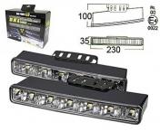 Led-päiväajovalosarja NS1295 12 V