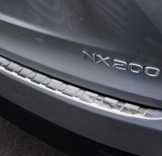 Takapuskurin suoja Lexus NX 2014-16