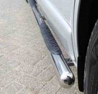 Kylkiputket askelmilla Peugeot Boxer 2006-
