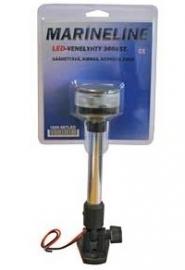 LED-Venelyhty kirkas 087LED