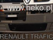 Maskisuoja Renault Trafic 2001-2006 ala