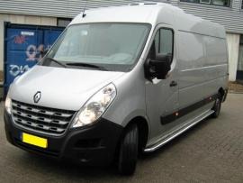 Astinlauta Renault Master 2010-