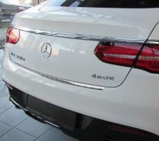 Takapuskurin suoja Mercedes GLE 2015-