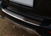 Takapuskurin suoja Mercedes ML W164 2008-12