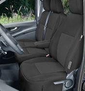 Istuinsuojat 1+2 Mercedes Vito W447 2014-