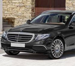 Takapuskurin suoja Mercedes W213 E wagon