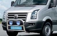 Valoteline VW Crafter EU-hyväksytty