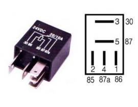 Mikrorele 24V 1100-0632