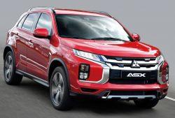 Takapuskurin suoja Mitsubishi ASX 2019-