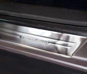 Kynnyslistat Mitsubishi Eclipse Cross 2018-