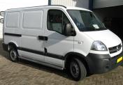 Kylkiputket Nissan Interstar 04-