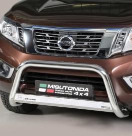 Nissan Navara eu-valoteline 2016- EC/MED/400/IX