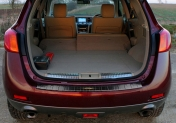 Takapuskurin suoja Nissan Murano Z51 2008-16