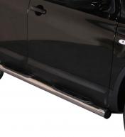 Kylkiputket askelmilla Nissan Qashqai 2010- GP/265/IX